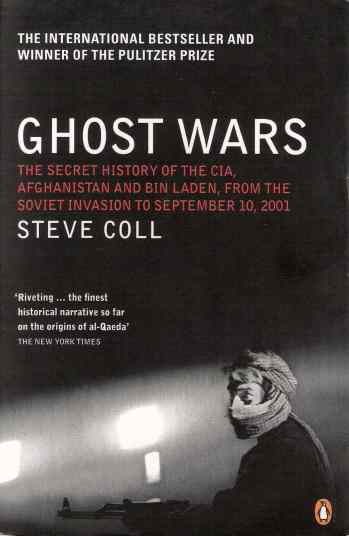 Ghost Wars.- by Steve Coll